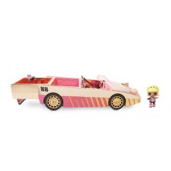 L.O.L. Surprise Car-Pool Coupe Luxusní auto s bazénem a tanečním parketem