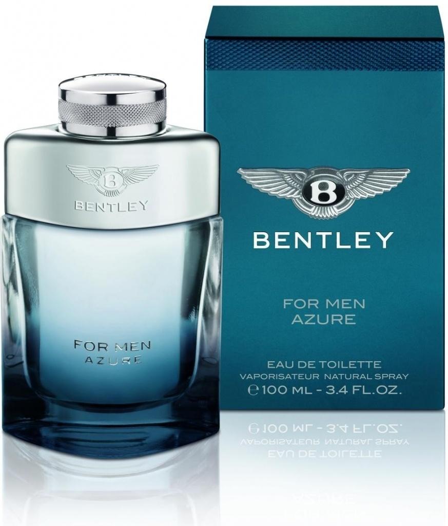 Bentley for Men Azure toaletní voda pro muže