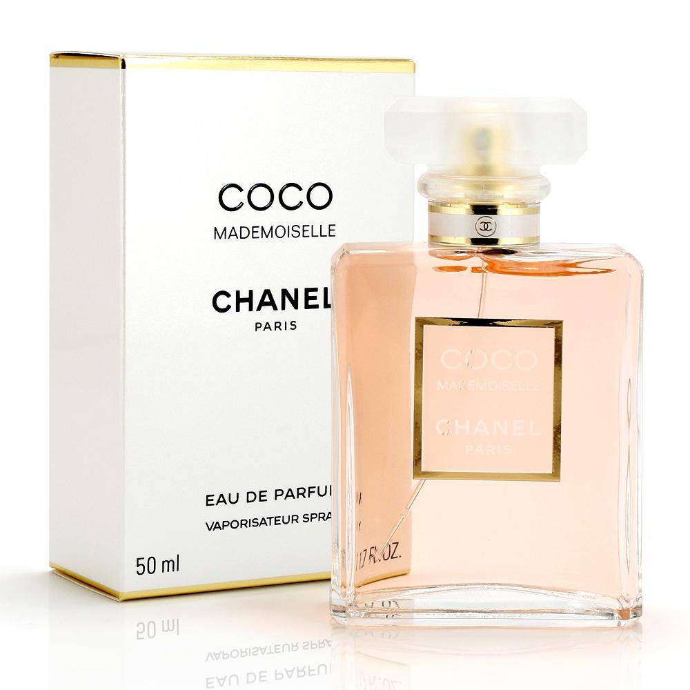 CHANEL Coco Mademoiselle Parfémová voda pro ženy 50 ml + výdejní místa po celé ČR