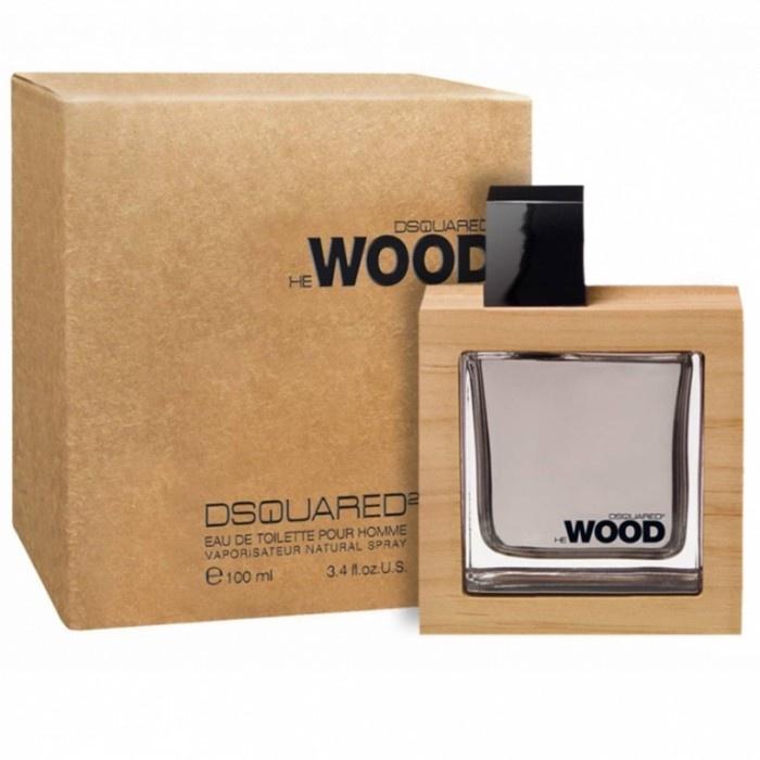Dsquared2 He Wood toaletní voda