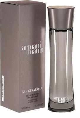Giorgio Armani Mania toaletní voda