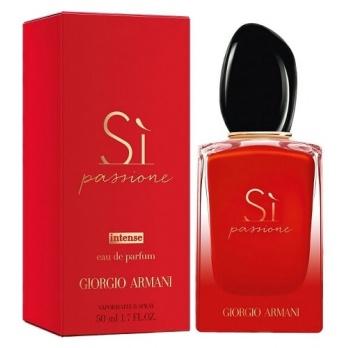 Armani Sì Passione Intense parfémovaná voda pro ženy