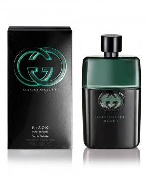 Gucci Guilty Black Pour Homme toaletní voda 90 ml + výdejní místa po celé ČR