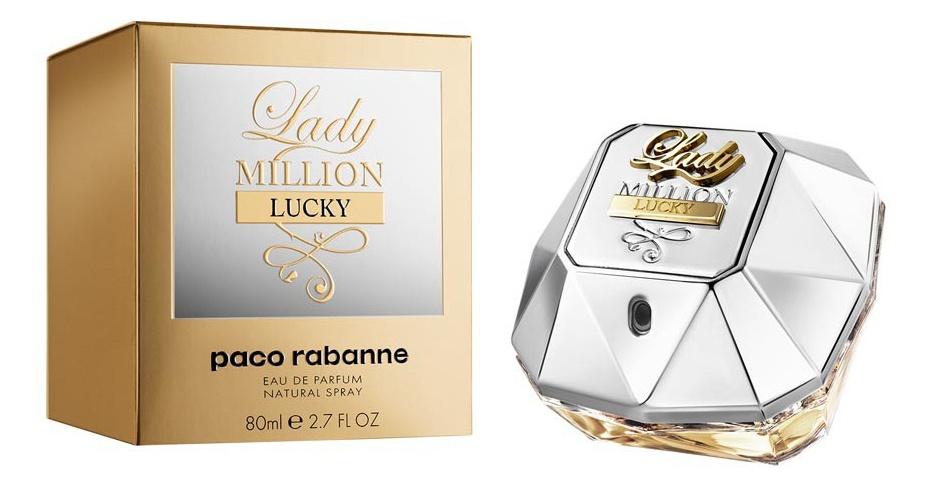Paco Rabanne Lady Million Lucky parfémová voda pro ženy