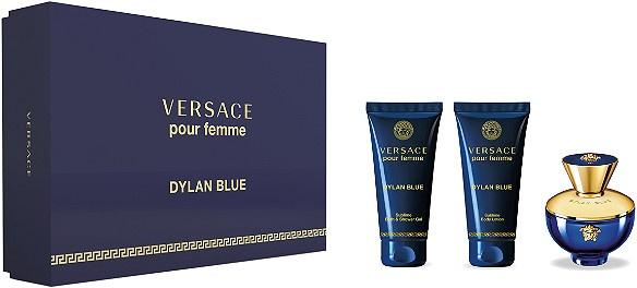 Versace Dylan Blue Pour Femme dárková kazeta