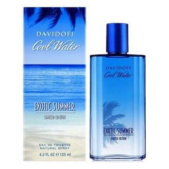 Davidoff Cool Water Exotic Summer Limited Edition for Man toaletní voda