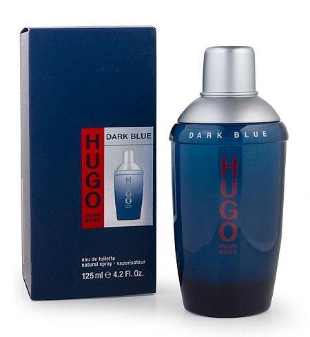 HUGO BOSS Dark Blue toaletní voda pro muže 75 ml + výdejní místa po celé ČR