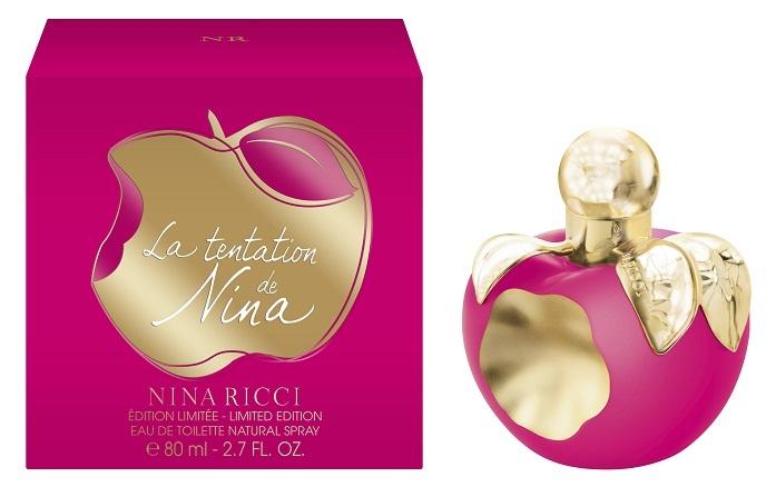 Nina Ricci La Tentation de Nina toaletní voda