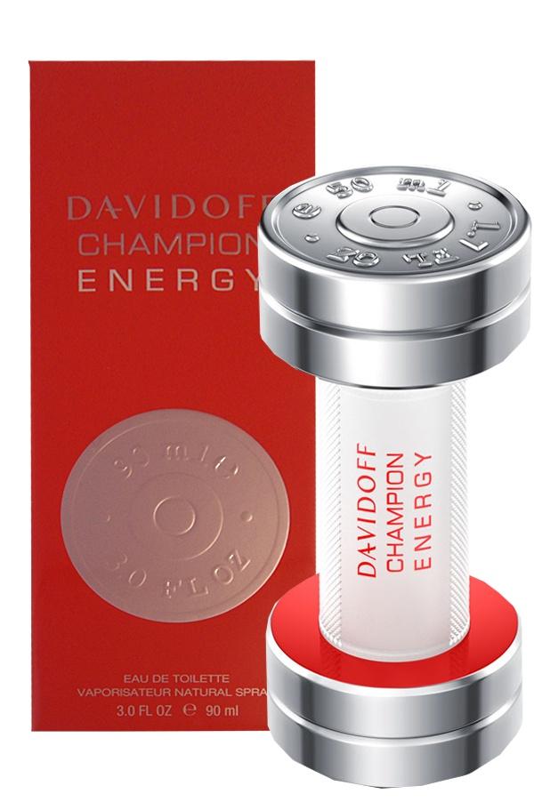 Davidoff Champion Energy toaletní voda