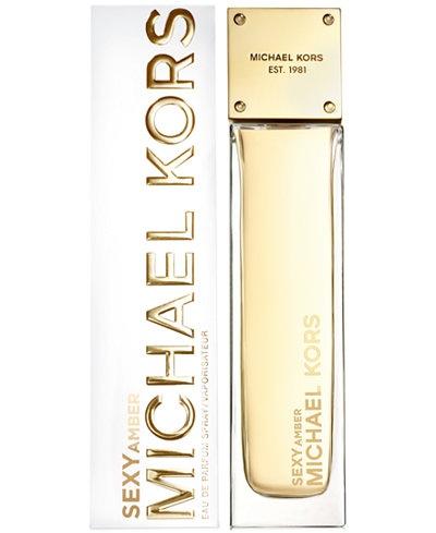 Michael Kors Sexy Amber parfémová voda pro ženy