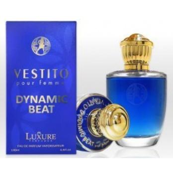 Luxure Vestito Dynamic Beat pour femme parfémová voda