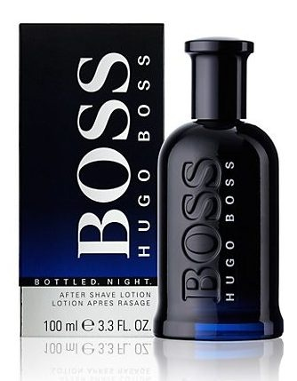 HUGO BOSS Boss Bottled Night Voda po holení