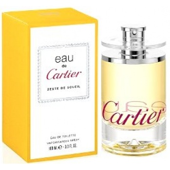 Cartier Eau de Cartier Zeste de Soleil toaletní voda