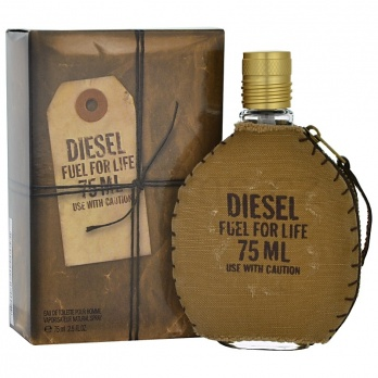 Diesel Fuel for Life Homme toaletní voda