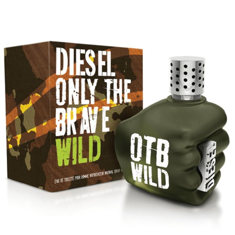 Diesel Only The Brave Wild toaletní voda pro muže 75 ml + výdejní místa po celé ČR