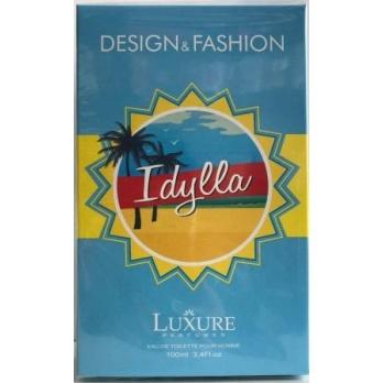 LUXURE Design & Fashion Idylla pour femme dámská parfémová voda