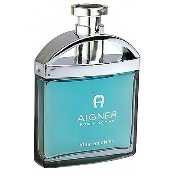 Aigner Blue Emotion toaletní voda