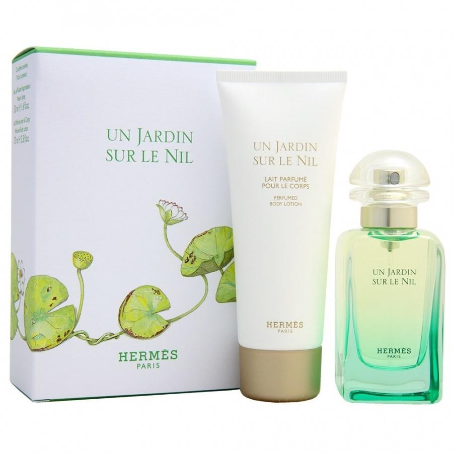 Hermes Un Jardin Sur Le Nil dárková sada unisex