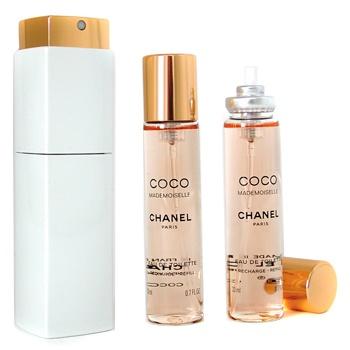 CHANEL Coco Mademoiselle parfémová voda 3x20 ml W + výdejní místa po celé ČR