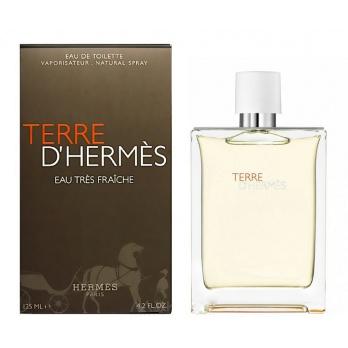 Hermes Terre D´Hermes Eau Trés Fraiche toaletní voda pro muže
