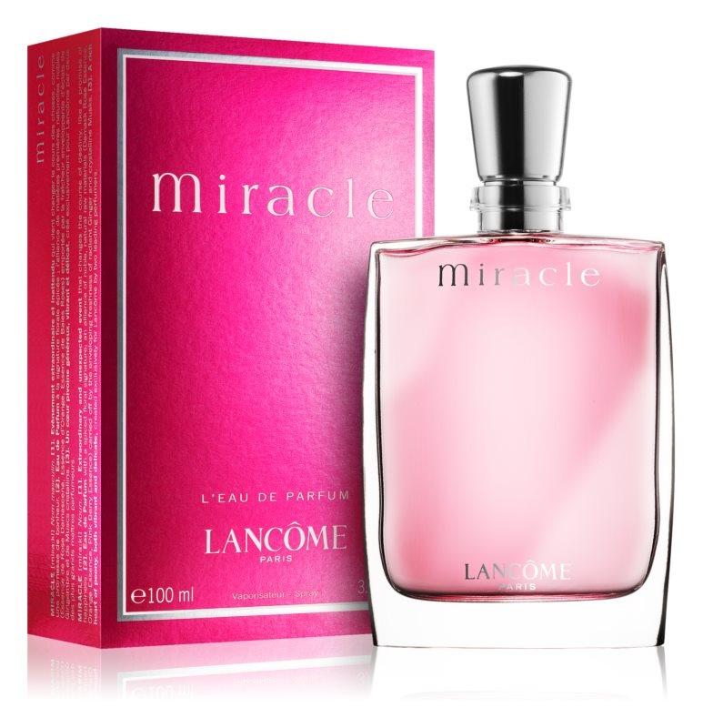 LANCOME Miracle parfémová voda 100 ml Women + výdejní místa po celé ČR