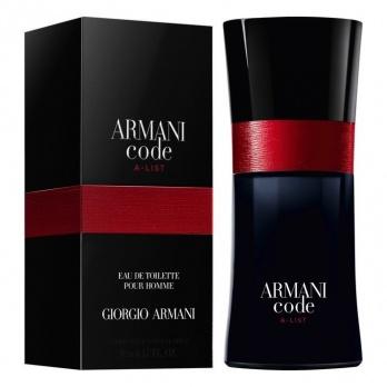 Giorgio Armani Code A-List toaletní voda pro muže