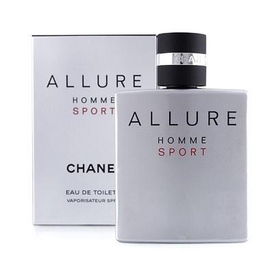 CHANEL Allure Homme Sport toaletní voda 50 ml + výdejní místa po celé ČR