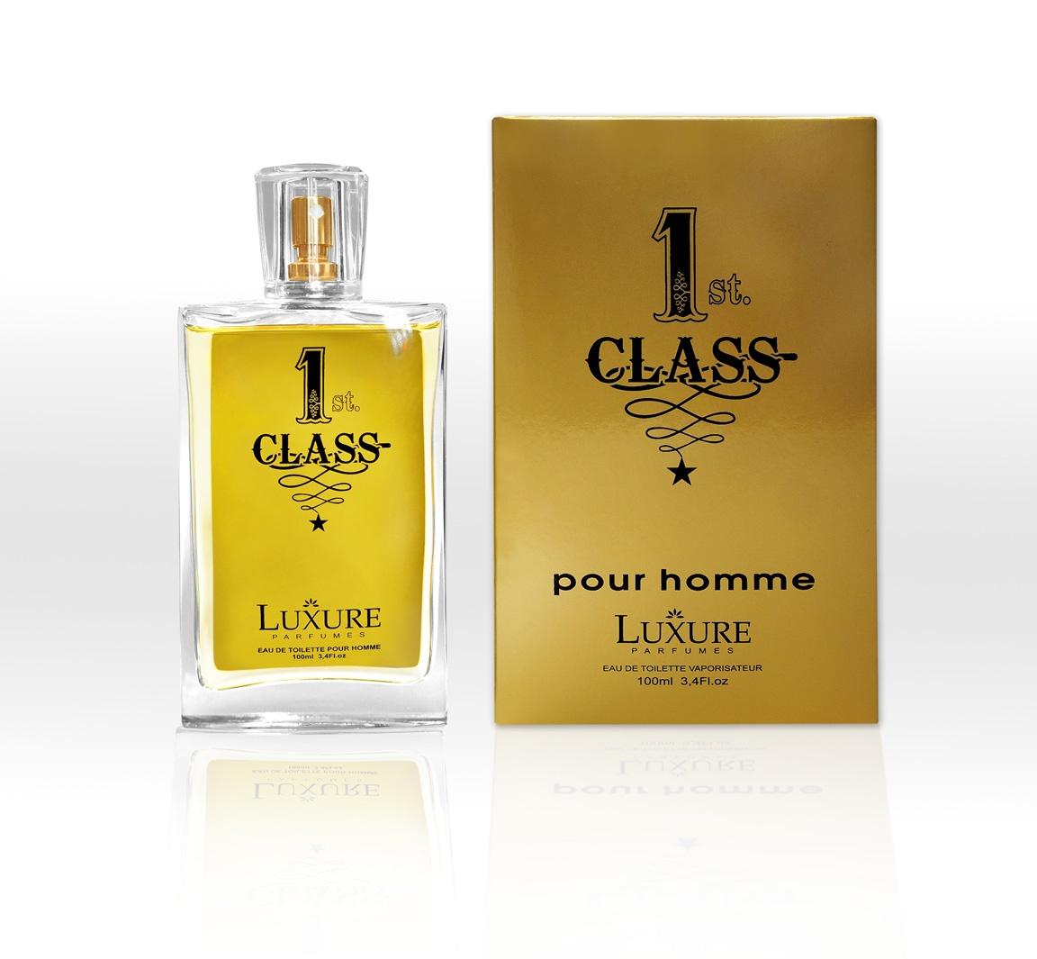 Luxure 1.Class Men toaletní voda
