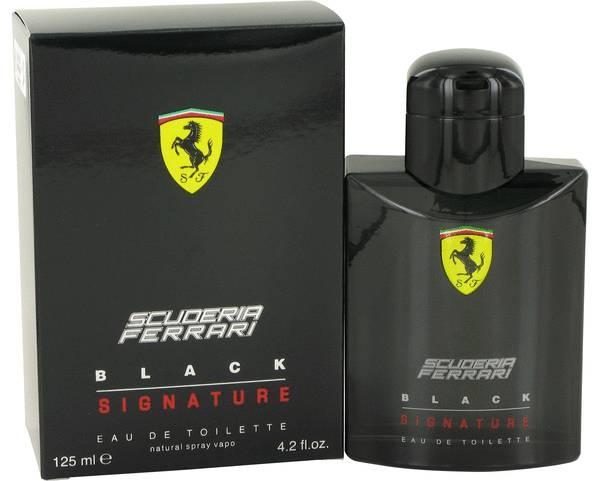 Ferrari Black Signature toaletní voda