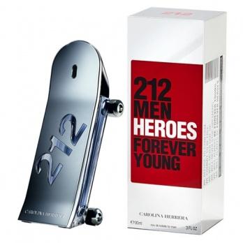 Carolina Herrera 212 Men Heroes Forever Young toaletní voda pro muže