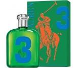 Ralph Lauren Big Pony 3 Green toaletná voda
