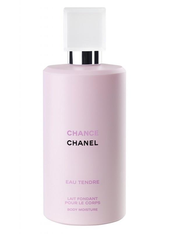 CHANEL Chance Eau Tendre Hydratační parfémované tělové mléko ve spreji