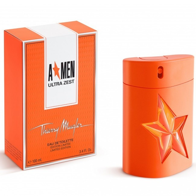Thierry Mugler A Men Ultra Zest toaletní voda