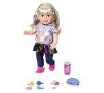 Zapf Creation Starší sestřička BABY born Soft Touch blondýnka 43 cm