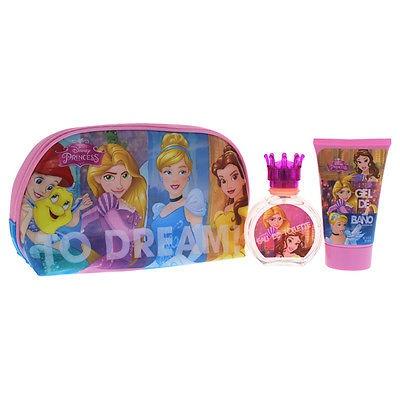 Disney Princess Děská dárková sada Toaletní voda 50ml + sprchový gel 100ml + výdejní místa po celé ČR