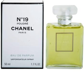 Chanel No. 19 poudré parfémová voda 100 ml (bez celofánu) + výdejní místa po celé ČR
