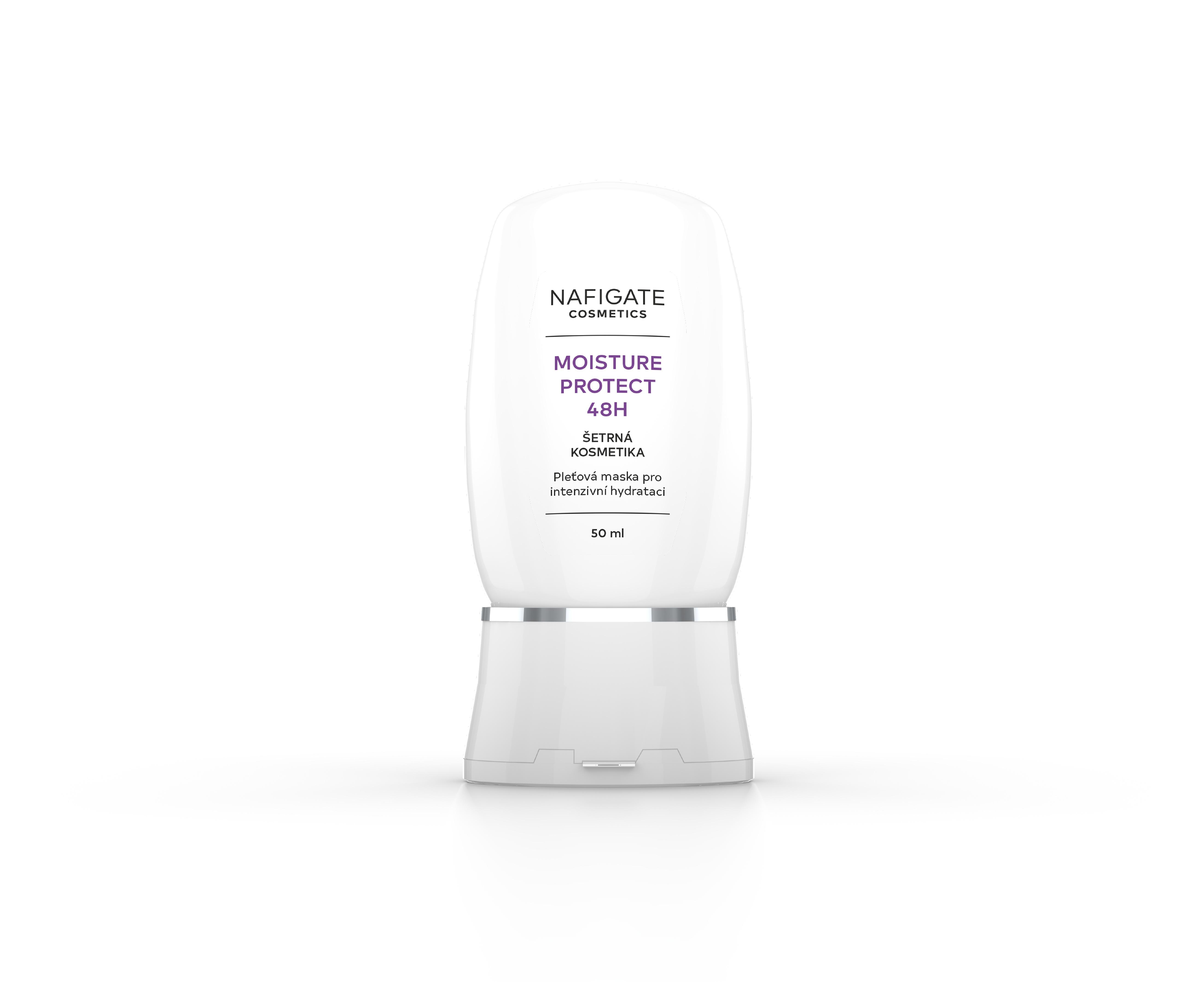 NAFIGATE Cosmetics Hydratační maska - Moisture Protect 48H
