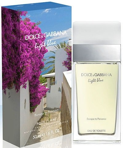 Dolce & Gabbana Light Blue Escape to Panarea toaletní voda 100 ml + výdejní místa po celé ČR