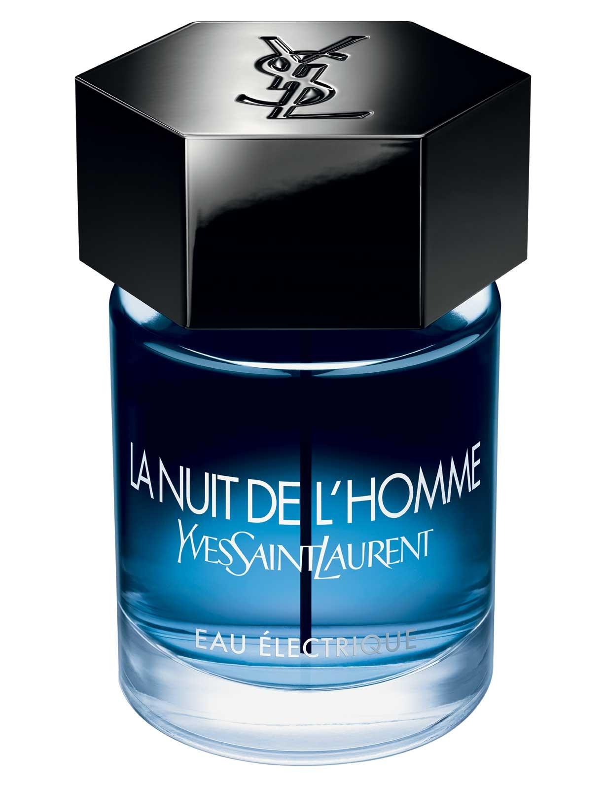 Yves Saint Laurent La Nuit De L Homme Eau Electrique toaletní voda pro muže