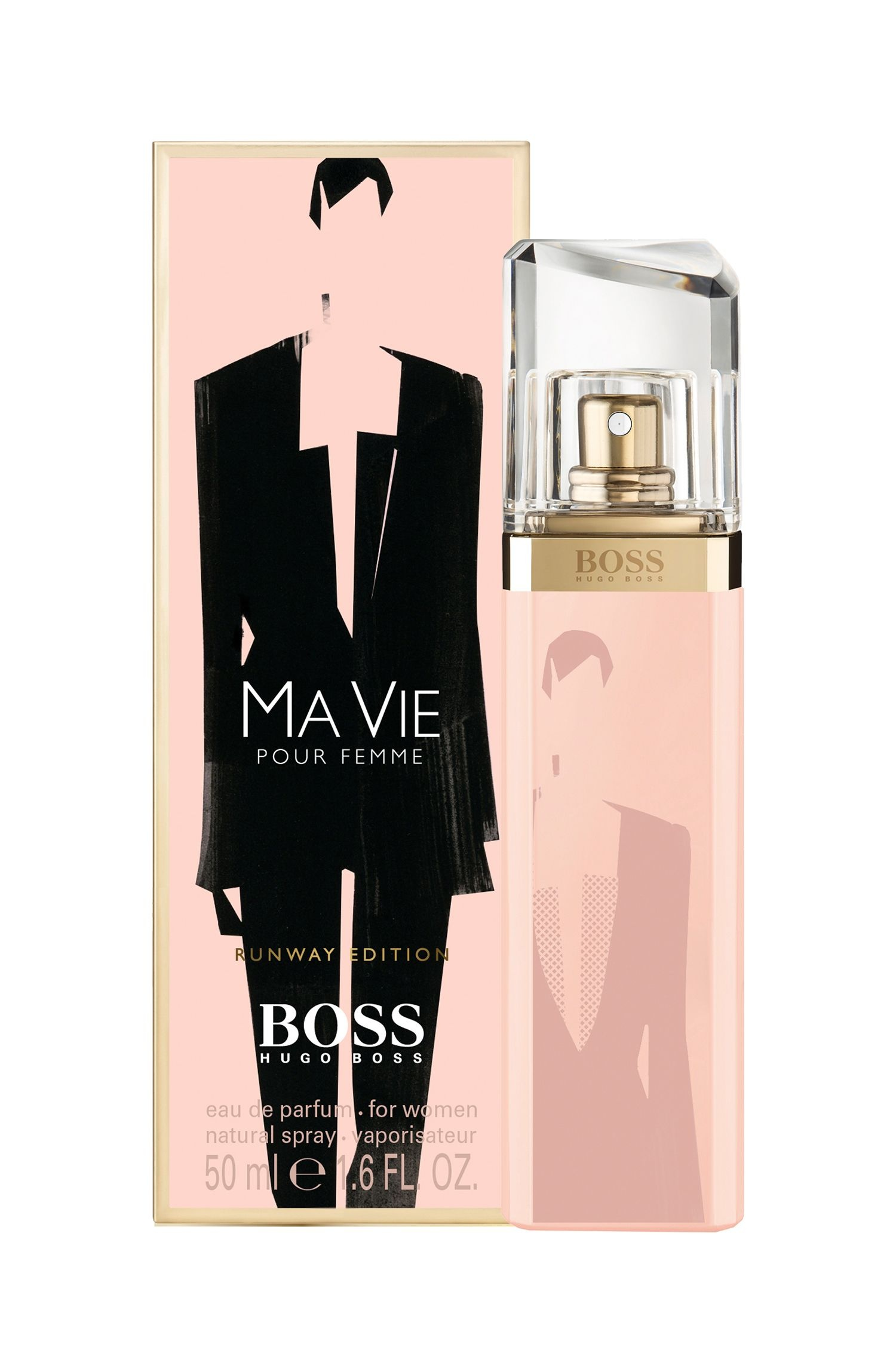 Hugo Boss Ma Vie Runway Edition Parfémovaná voda pro ženy