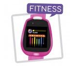 Little Tikes Tobi Chytré hodinky Smartwatch - růžové