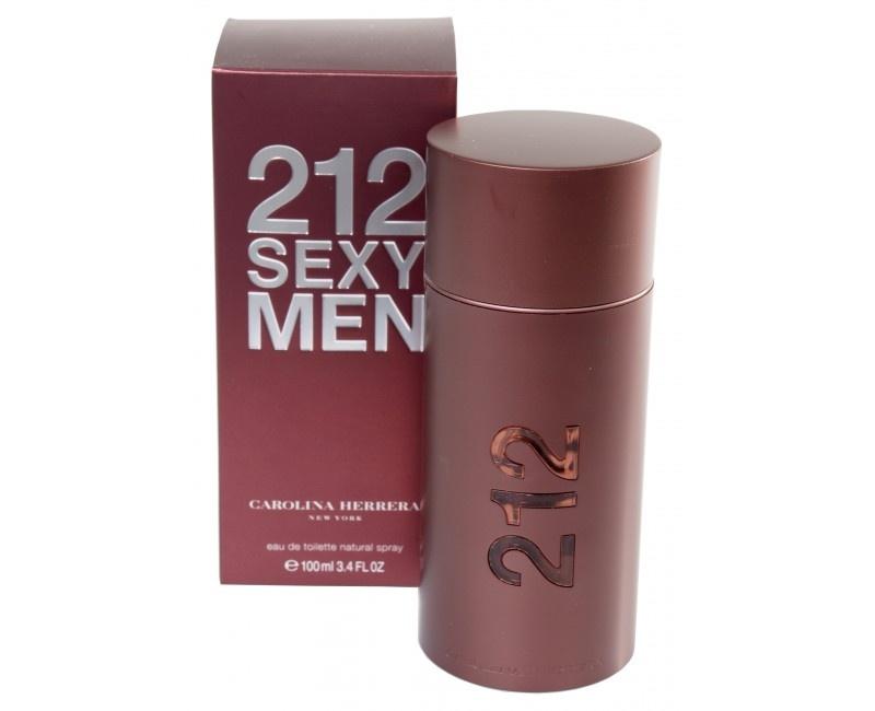 Carolina Herrera 212 Sexy for Men toaletní voda 50 ml + výdejní místa po celé ČR