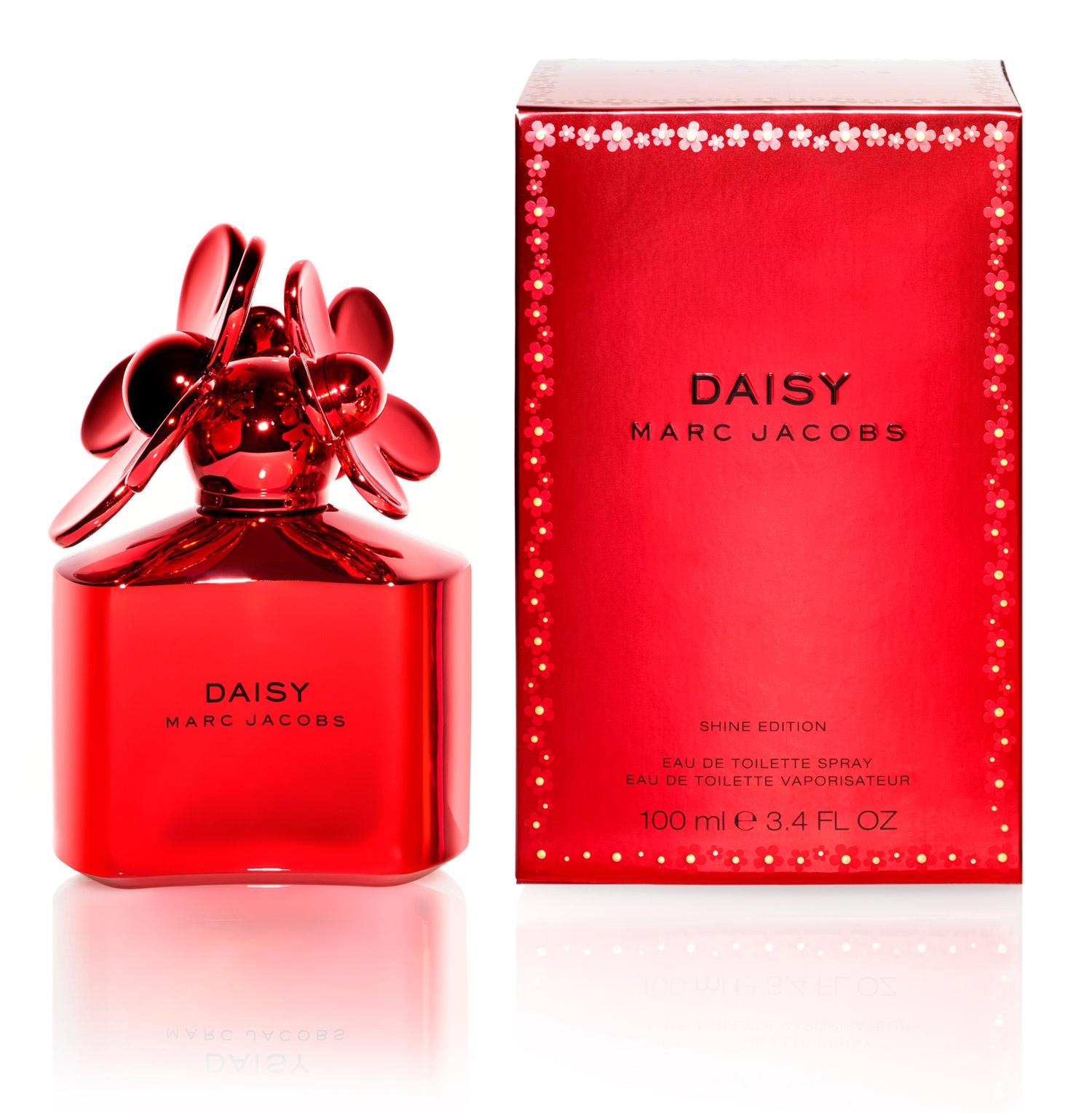 Marc Jacobs Daisy Shine Red Edition toaletní voda