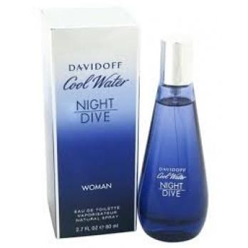 Davidoff Cool Water Night Dive Woman toaletní voda