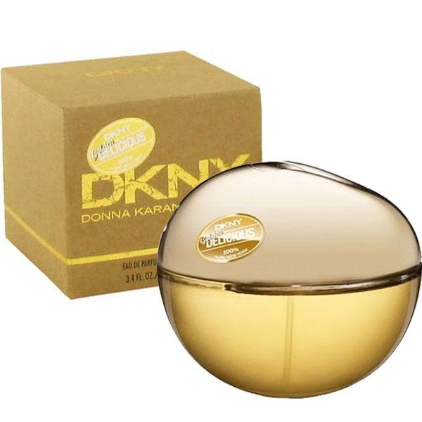 DKNY Golden Delicious parfémová voda 50 ml + výdejní místa po celé ČR