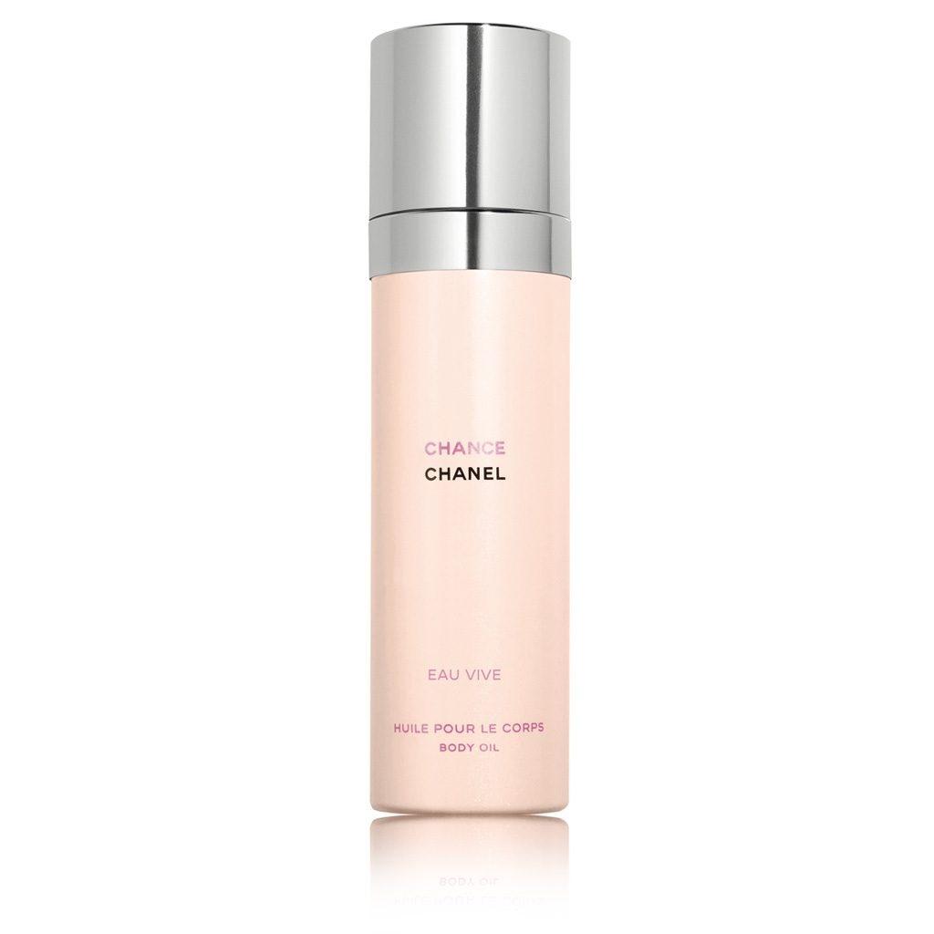 Chanel Chance Eau Vive dámský Parfémovaný suchý olej na tělo ve spreji
