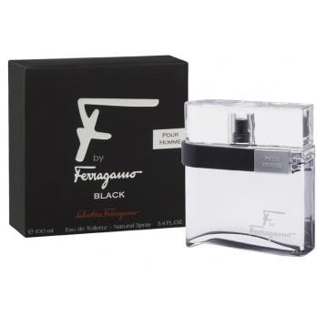 Salvatore Ferragamo F By Ferragamo Black toaletní voda