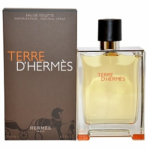 Hermes Terre D'Hermes toaletní voda 200 ml + výdejní místa po celé ČR