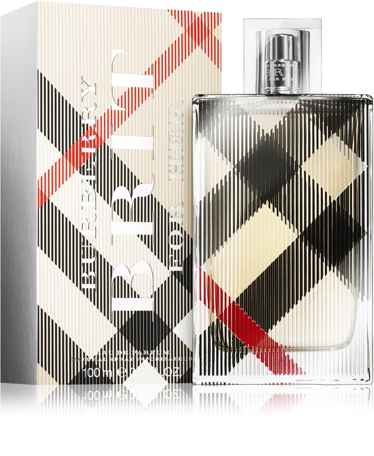 Burberry Brit parfémová voda pro ženy 100 ml tester + výdejní místa po celé ČR