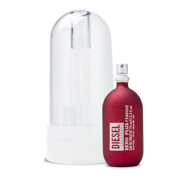 DIESEL Zero Plus Feminine toaletní voda 75 ml + výdejní místa po celé ČR